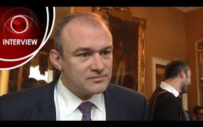 Ed Davey: ESOS reports will go to board members