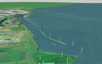 Dutch wind to power Google's data centre