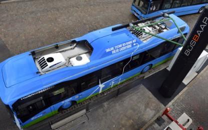 Volvo renews green transport pledge