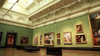 National Gallery. Image: Open Technology UK