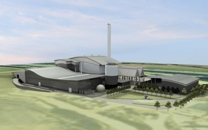 Yorkshire waste recovery plant bags £183m