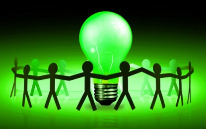 £10m for communities to create green 'power hubs'