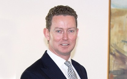 Greg Barker London's new sustainability chief