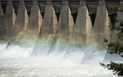 Russia and China ink hydropower deals