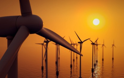 SSE sells stake in 664MW offshore wind project