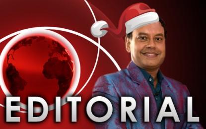 Editorial – Cracking Christmas at capacity?