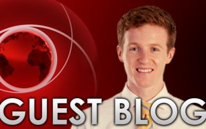 Guest Blog: Richard Vibert – Staring into a black hole of energy