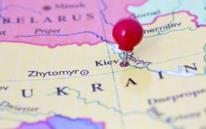 Ukraine urged to 'self-limit' power usage
