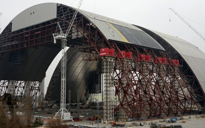 Extra €350m for Chernobyl nuclear safety project