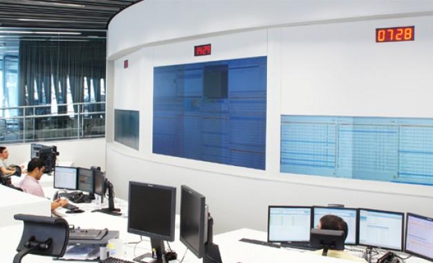 Remote controls for all turbines