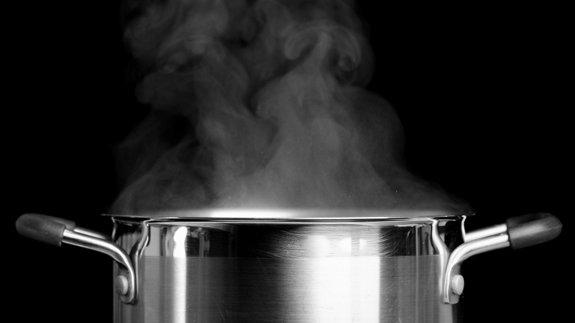 steam pan 575