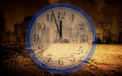 Climate change ticks Doomsday Clock closer to midnight