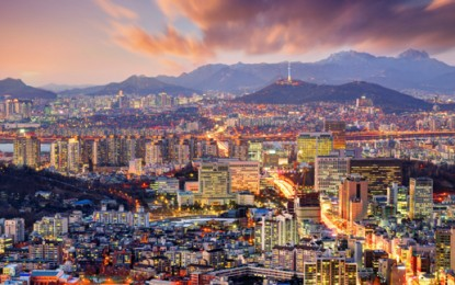 South Korea 'could go 100% green by 2050'