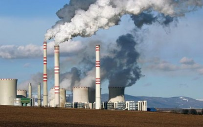 Coal the most-used energy source in late 2014