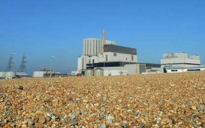 Dungeness B nuclear life extended by a decade