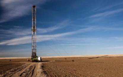 Anti-fracking state imports shale gas