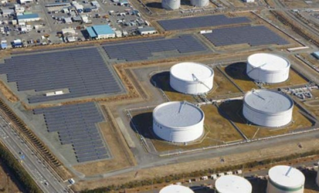 Mitsubishi completes 6.2MW Fukushima solar plant