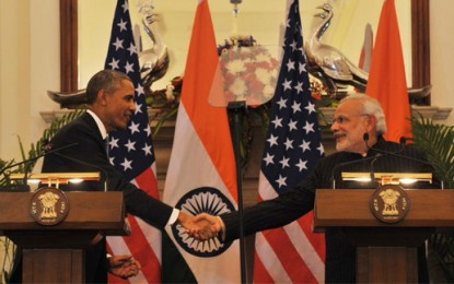 US and India pledge to promote clean energy