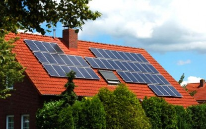 Brits get bright with solar panels