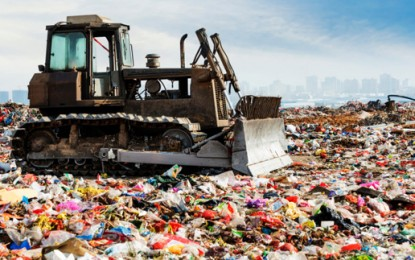 UK firm fined £18k for illegal waste storage