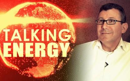 Talking Energy with Tony Slade