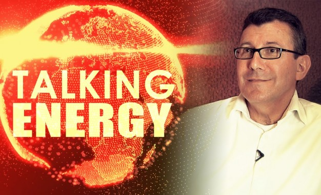 Talking Energy with Tony Slade