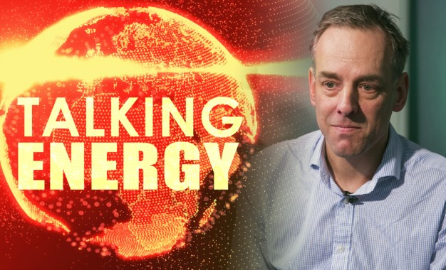 Talking Energy with Guus Weiss