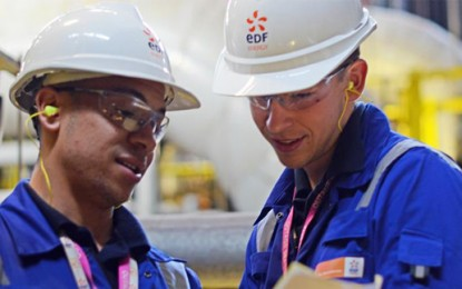EDF Energy sees 25% fall in UK profits