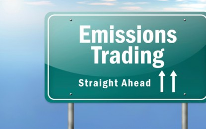 Carbon trading should be linked globally, MPs say