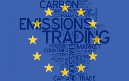 UK joins EU nations backing early carbon market reform