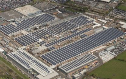 Solar firm eyes UK rooftops for £125m investment