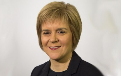 Sturgeon demands urgent review of Scotland's power supply