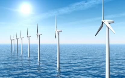 E.ON'S 288MW German wind farm produces power