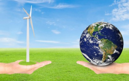 World added 50GW of wind power in 2014