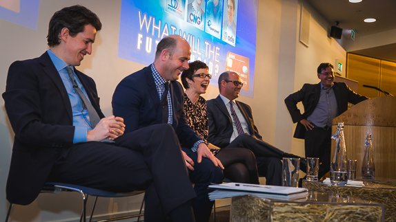 The panel debate