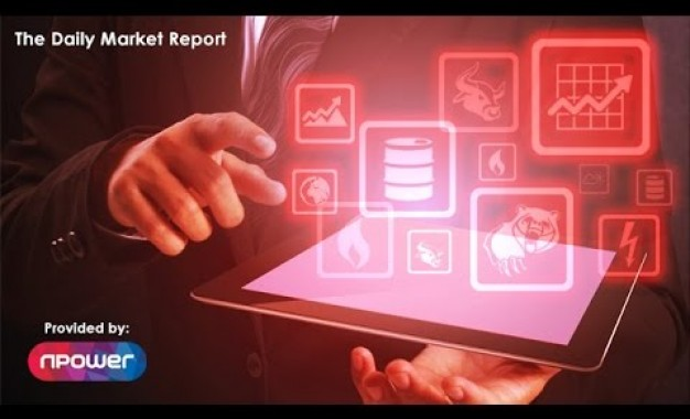 The Daily Market Report – 25th March 2015