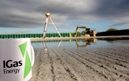 INEOS and IGas agree £138m UK shale gas deal