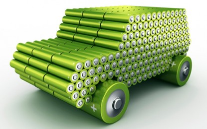 £10m to drive EV battery production