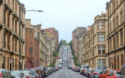 LEDs to light up Glasgow streets