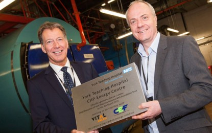 Energy Centre promises £12.7m of savings for NHS
