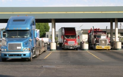 £4m fund to refuel gas-powered trucks