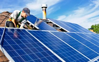 US solar giant launches zero-cost plan in UK