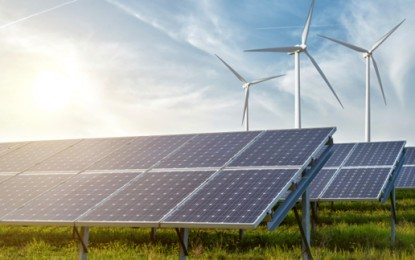£39.6bn invested in UK renewables since 2010