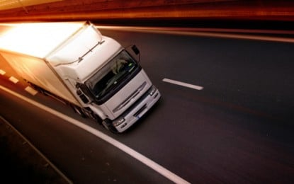 New EU rules for 'greener and safer' lorries