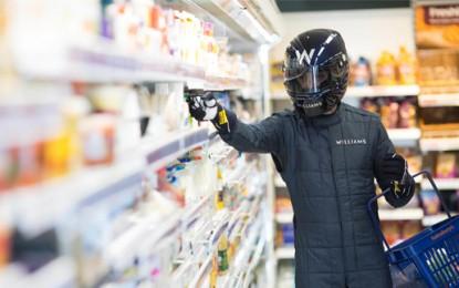 F1 engineers make eco-friendly fridges