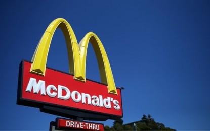 McDonald's pledges to fight deforestation