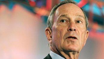Former Mayor of New York City Michael Bloomberg. Image: Mario Tama/Thinkstock