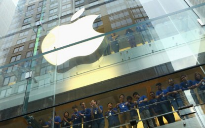 Apple invests in solar projects in China