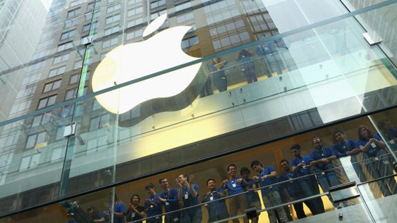 One of Apple's stores. Image: Cameron Spencer/Thinkstock