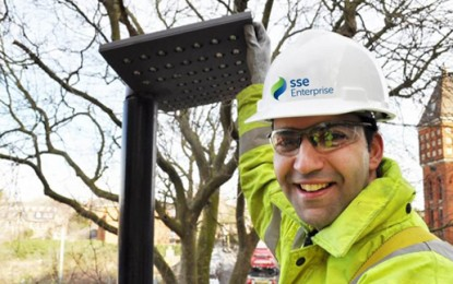 Switch to LEDs to save Ealing £500k a year